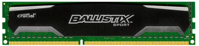 Crucial Ballistix Sport 8GB Single
