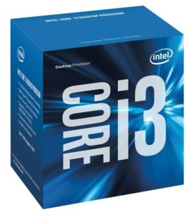 Intel Boxed Core i3-6100