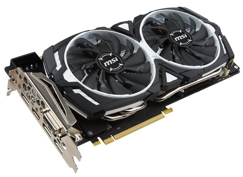MSI GeForce GTX 1070 OC