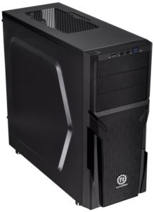 Mid-tower Computer Chassis case