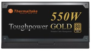Thermaltake TOUGHPOWER 550W 80 PLUS GOLD