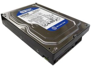 320gb wd hdd
