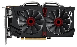 Asus GeForce gtx 950 2gb OC
