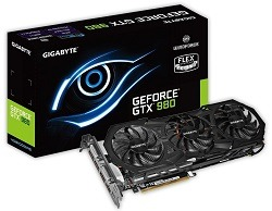 GIGABYTE GeForce GTX 980 4GB OC