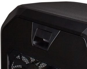 Corsair Graphite Series 780T Latched side panels