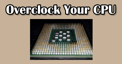 "Photo of The ""Newbie"" Guide on how to overclock a processor"