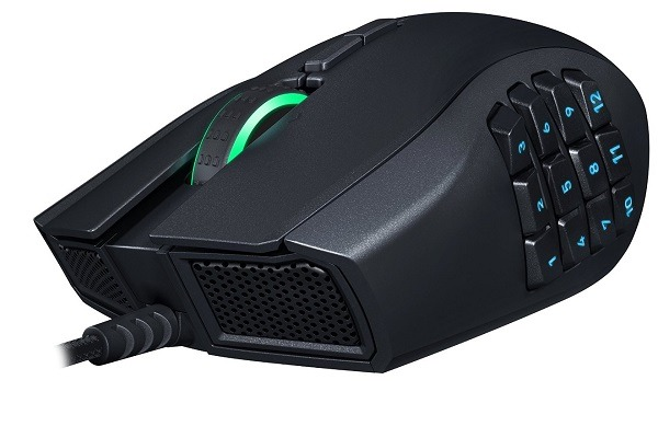 Razer Naga Chroma Ergonomic MMO Gaming Mouse