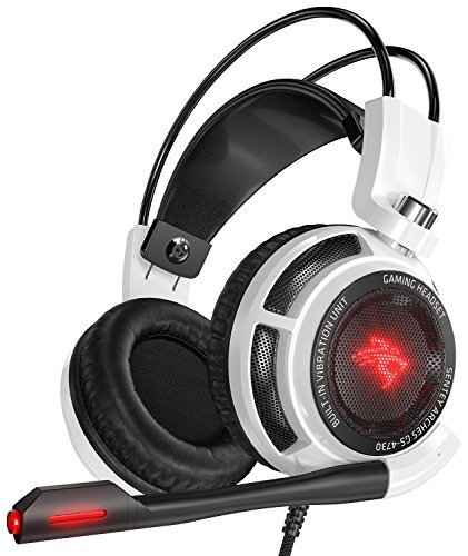 Sentey GS-4731 Virtual 7.1 Extreme Bass Gaming Headphone
