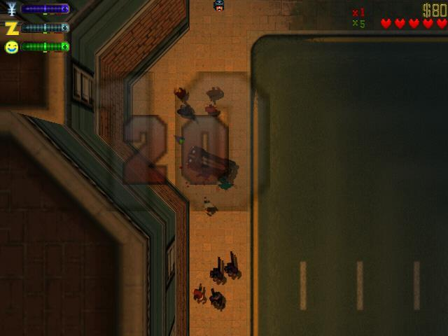 Blood in gta 2