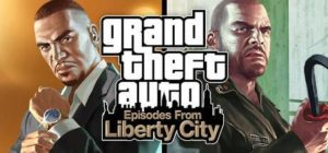 Grand Theft Auto Ep from Libery city