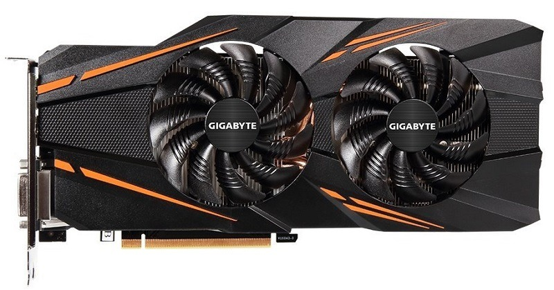 Gigabyte GeForce GTX 1070 8 GB