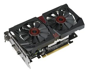 ASUS STRIX GeForce GTX 750TI