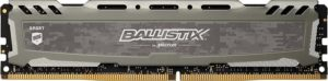 Ballistix Sport LT 8GB Single DDR4 2400