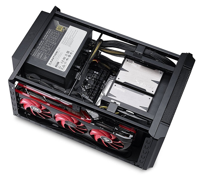 Cooler Master Elite 130 Mini-ITX case 3