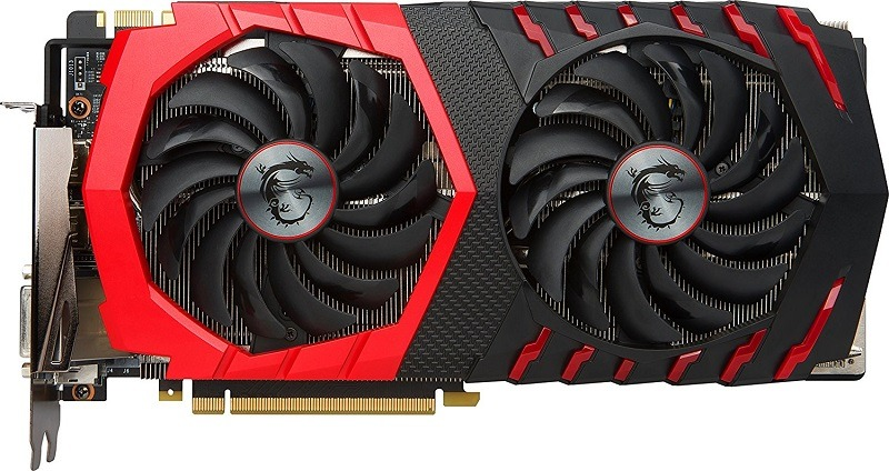 MSI GTX 1080 Ti Gaming X 11GB Gddr5X