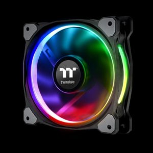 Riing Plus 12 LED RGB Radiator Fan
