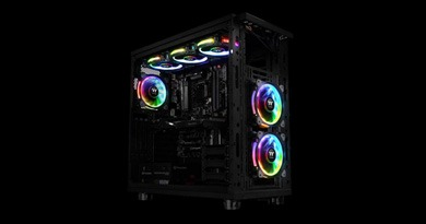 Photo of Riing Plus 12 LED RGB Radiator Fan| It's all about Colours and performance