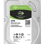 Seagate 3TB BarraCuda