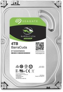 Seagate 4TB BarraCuda