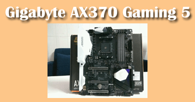 Photo of Gigabyte Aorus X370 Gaming 5 motherboard review