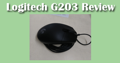 Photo of Logitech Prodigy G203 Gaming mouse review