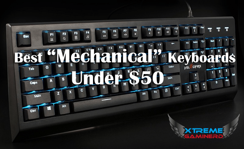 Photo of Top 5 Mechanical Keyboards Under $50