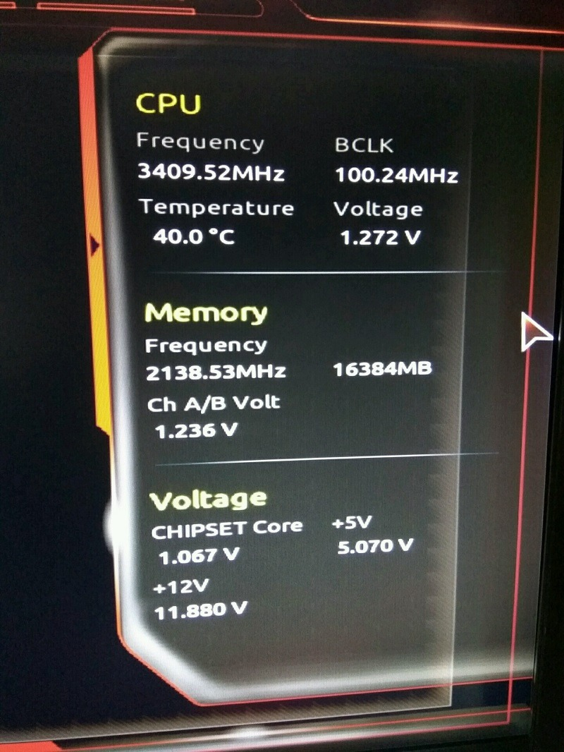 Ryzen temperature