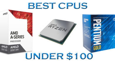 Photo of Best CPU under $100[June 2019]
