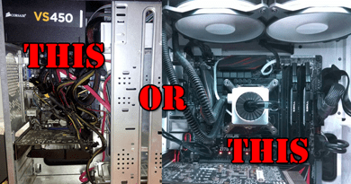 Photo of 6 Pro tips to master PC cable management