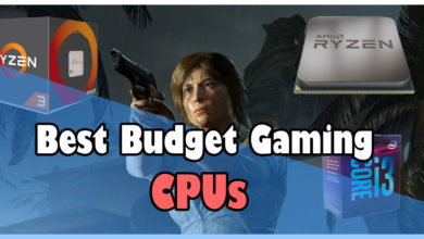 Best Budget Gaming CPUs