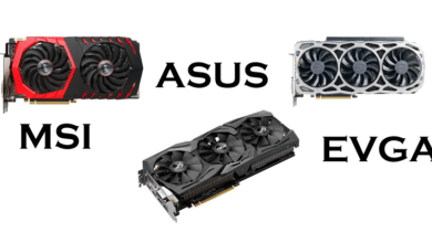 Photo of Best Brand for Graphics Card