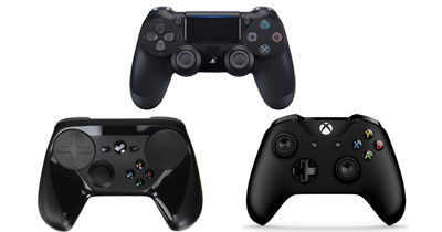 Best PC controllers featured