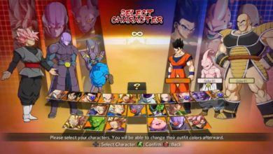 Photo of DragonBall Fighter Z DLC combatants revealed?