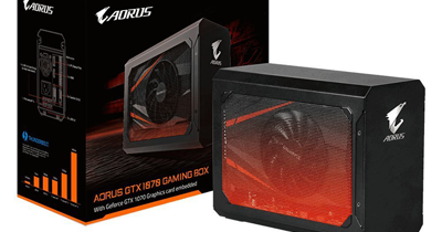 Gigabyte AORUS Gaming Box featured