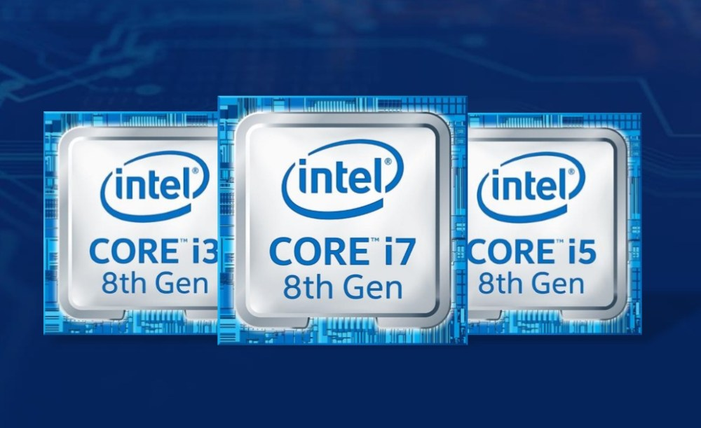 Intel Coffee Lake processors
