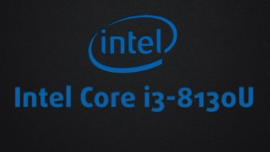 Photo of Intel going to use i3 8130U in Laptops soon
