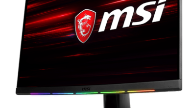 Photo of MSI launches MSI OPTIX MPG27CQ monitor