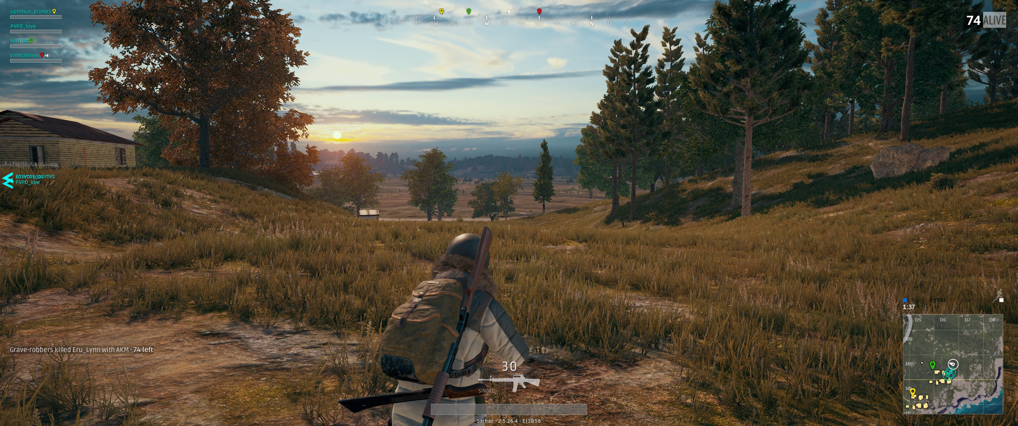 Photo of PUBG 50 player deathmatch didn't succeed this weekend