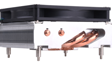 Photo of SilverStone brings a new Low profile CPU cooler-Argon AR11