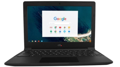 Photo of CTL Chromebook J41 now available for only $199
