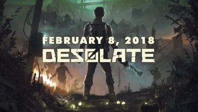 Photo of Desolate by Nearga, new Open world Game coming soon