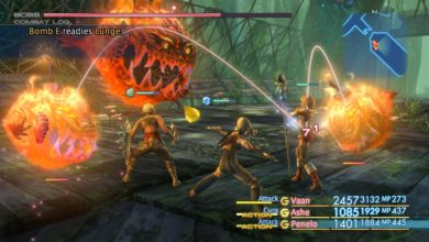 Photo of Final Fantasy XII The Zodiac Age now available on Steam