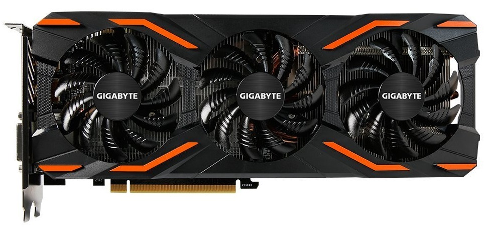 Gigabyte GeForce GTX 1080 Windforce