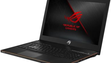 Photo of ASUS Zephyrus GX501 gaming notebook gets an upgrade