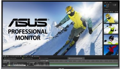 Photo of Asus launches monitor for graphic designers- ProArt PA32UC
