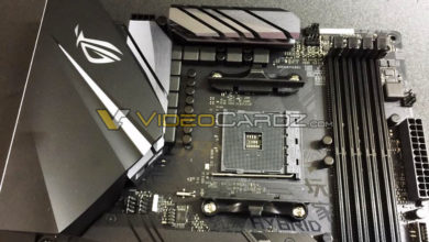 Asus Strix X470-F gaming motherboard 1