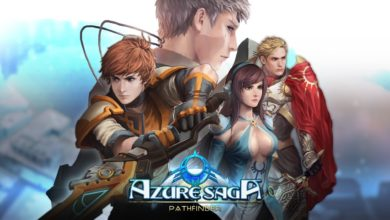 Photo of Azure Saga: Pathfinder coming at Steam on March 13