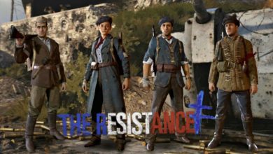 Photo of Call of Duty: WW2 The Resistance (DLC) released