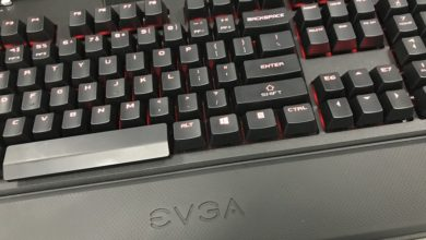 Photo of EVGA about to launch its first mechanical keyboard- Z10