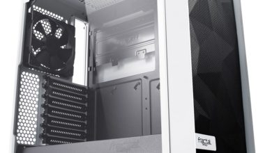 Photo of Fractal Design introduces Meshify C White-TG